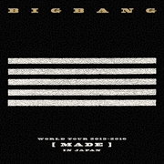BIGBANG WORLDTOUR2015〜2016 [MADE]INJAPAN (2枚組 ディスク1)