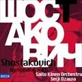 ショスタコーヴィチ:交響曲第5番 [SHM-CD]