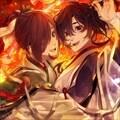 剣が君 百夜綴り キャラクターソング 風花の章「九十九丸・鈴懸」