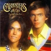 カーペンターズ 40/40〜ベスト・セレクション [SHM-CD] (2枚組 ディスク1)