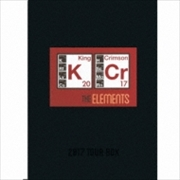 THE ELEMENTS OF KING CRIMSON 2017 TOUR BOX (2枚組 ディスク1)