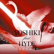 【CDシングル】Red Swan(YOSHIKI feat.HYDE盤)