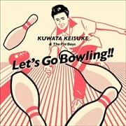 【CDシングル】レッツゴーボウリング(KUWATA CUP 公式ソング)