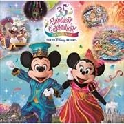 東京ディズニーリゾート35周年 Happiest Celebration! グランドフィナーレ・ミュージック・アルバム (2枚組 ディスク1)