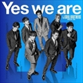 【CDシングル】Yes we are