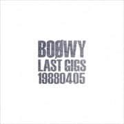 LAST GIGS -1988.04.05- (2枚組 ディスク2)