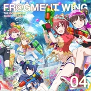 【CDシングル】THE IDOLM@STER SHINY COLORS FR@GMENT WING 04