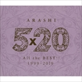 5×20 All the BEST!! 1999-2019 (4枚組 ディスク2)