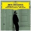 ショスタコーヴィチ:交響曲第4番&第11番『1905年』 [SHM-CD] (2枚組 ディスク1)