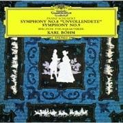 シューベルト:交響曲第8番「未完成」・第9番「ザ・グレイト」 [SHM-CD]