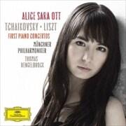 チャイコフスキー&リスト:ピアノ協奏曲第1番 リスト:コンソレーション第3番