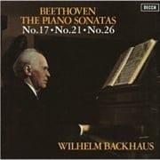 ベートーヴェン:ピアノ・ソナタ第17番≪テンペスト≫ 第21番≪ワルトシュタイン≫・第26番≪告別≫