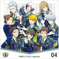 【CDシングル】アイドルマスター SideM THE IDOLM@STER SideM 5th ANNIVERSARY DISC 04 FRAME&S.E.M&Legenders