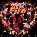 【CDシングル】Heart on Fire