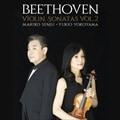 ベートーヴェン:ヴァイオリン・ソナタ全集Vol. 2 [SHM-CD] (2枚組 ディスク1)