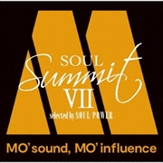 Soul Summit VII 〜MO' sound, MO' influence〜 selected by SOUL POWER (2枚組 ディスク2)