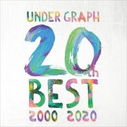 UNDER GRAPH 20th BEST 2000-2020 (2枚組 ディスク1)