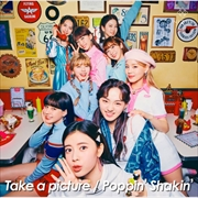 【CDシングル】Take a picture/Poppin' Shakin'