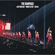THE RAMPAGE LIVE TOUR 2019 THROW YA FIST LIVE CD/THE RAMPAGE from EXILE TRIBE (2枚組 ディスク1)