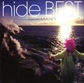 hide BEST〜PSYCHOMMUNITY