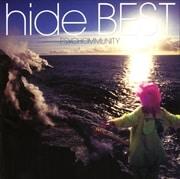hide BEST〜PSYCHOMMUNITY