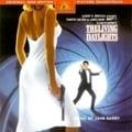「007リビング・デイライツ」オリジナル・サウンドトラック (旧盤)