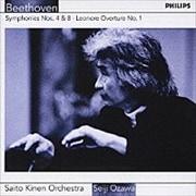 ベートーヴェン:交響曲第4番・第8番、《レオノーレ》序曲第1番