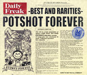POTSHOT FOREVER-BEST&RARITIES- (2枚組 ディスク2)