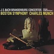 J.S.バッハ/ブランデンブルク協奏曲 (2枚組 ディスク1)