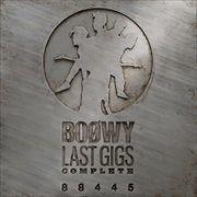 'LAST GIGS' COMPLETE (2枚組 ディスク1)