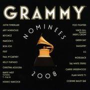 2008 GRAMMY ノミニーズ