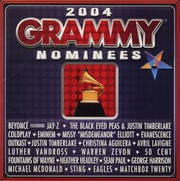 2004 GRAMMY ノミニーズ