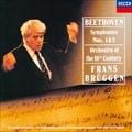 ベートーヴェン:交響曲第1番、第2番