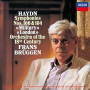 ハイドン:交響曲第100番「軍隊」、第104番「ロンドン」