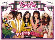 "2nd MINI ALBUM ""Pretty Girl"" SPECIAL EDITION"
