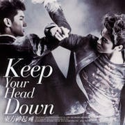 Keep Your Head Down 日本ライセンス盤