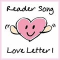 Reader Song〜Love Letter1