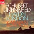 シューベルト:交響曲 第8番《未完成》 ハイドン:交響曲 第104番《ロンドン》 [SACDハイブリッド]