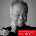 Shinji Tanimura with PIANO MY NOTE