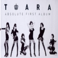 アブソリュート・ファースト・アルバム:T-ARA 【輸入盤】