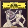バルトーク:弦、打楽器とチェレスタのための音楽、管弦楽のための協奏曲