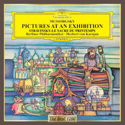 ムソルグスキー,ラヴェル編:組曲《展覧会の絵》、ストラヴィンスキー:バレエ《春の祭典》
