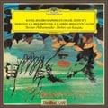 ラヴェル:ボレロ/《ダブニスとクロエ》第2組曲、ドビュッシー:交響詩《海》/牧神の午後への前奏曲