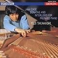 ケージ:プリペアド・ピアノのためのソナタとインターリュード [Blu-spec CD]