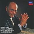 ベートーヴェン:交響曲第7番・第8番