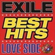 EXILE BEST HITS-LOVE SIDE/SOUL SIDE- (2枚組 ディスク2)