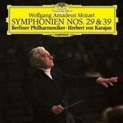 モーツァルト:交響曲第29番&第39番  [SHM-CD]