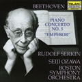 ベートーヴェン:ピアノ協奏曲第5番