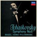 チャイコフスキー:交響曲第6番《悲愴》、幻想序曲《ハムレット》