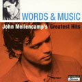 ワーズ・アンド・ミュージック:ジョン・メレンキャンプ・グレイテスト・ヒッツ [SHM-CD] (2枚組 ディスク1)